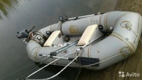 Лодка пвх с мотором ямаха