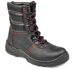 Высокие защитные ботинки SC-03-009 без меха