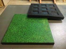 Производство и продажа резиновой плитки