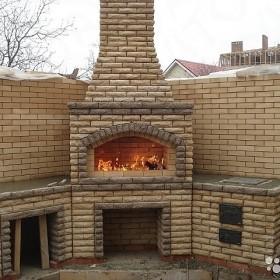 Мангалы,камины,печи,барбекю комплексы