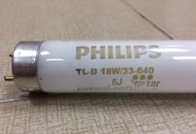 Люминесцентные лампы Philips (новые)