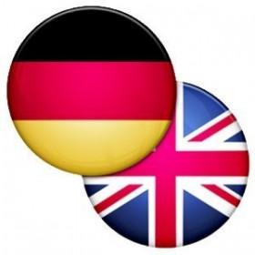 Репетитор по немецкому и английскому языку