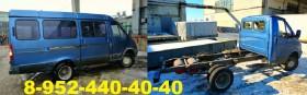 Цельнометаллическая ГАЗель переоборудование и удлинение