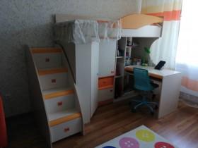Кровать детская многофункциональная