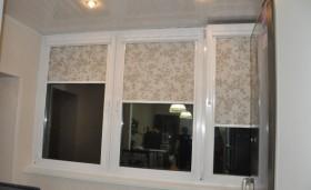 Жалюзи, рулонные и кассетные шторы