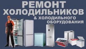 Ремонт холодильников любых типов