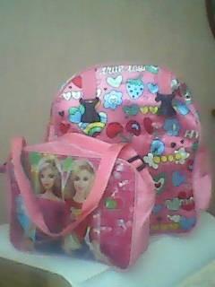 Рюкзак для девочки  дошкольницы  (новый)