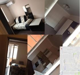 Сдаю новую однокомнатную квартиру с обстановкой на длительный срок.