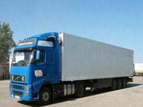 Грузоперевозки 20 тонн по межгороду