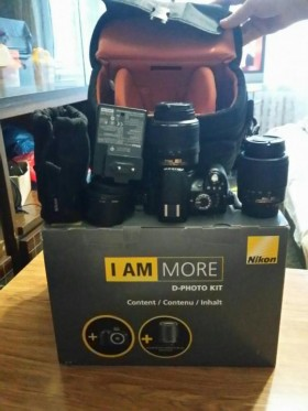 Nikon-3100kit