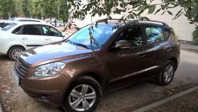 Продажа Geely Emgrand X7 I в Воронеже