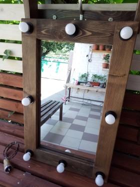Продам гримерное зеркало