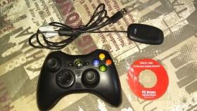 Гейпмад для Xbox 360 беспроводной (оригинал) + ресивер для ПК