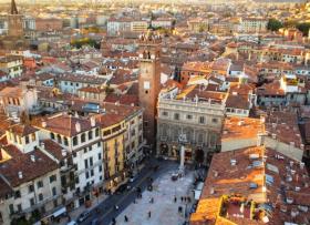 Информация о работе в Италии.