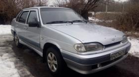 ВАЗ (Lada) 2115 1 поколение