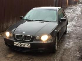 BMW 316 TI e46