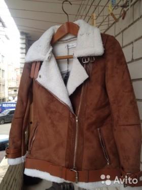 Дубленка куртка новая
