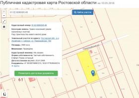 Участок 25 соток в п. Щепкин (ИЖС)