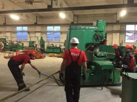Такелажные услуги, монтаж станков и промышленного оборудования