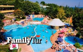 Гостиница Орхидея 3*, Албена, Болгария - 173 €!