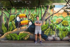 Художественная роспись стен, граффити оформление