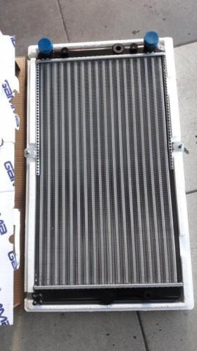 Радиатор охлаждения на ваз 2110