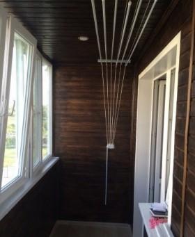 Утепление, отделка балконов и лоджий