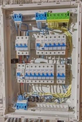 Электромонтажные работы в вашей квартире, доме, офисе
