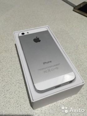 iPhone 5s 64gb белый