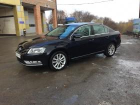 Volkswagen Passat 2013 год