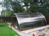 Сотовый поликарбонат для теплиц и оранжерей, стендов, световых коробов, козырьков, веранд, highlux