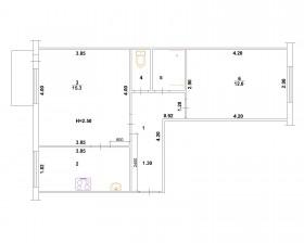 продается двухкомнатная квартира в Волжском   Подробнее:  http://bloknot-volzhsky.ru/ads/94422