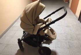 Детская коляскаTuttis Zippi PIA 3в1