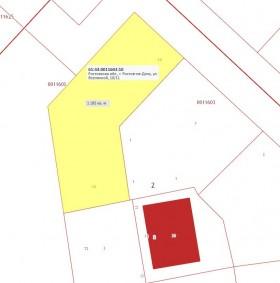 Земельный участок 12 соток зона Ж-2