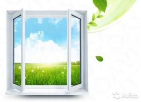 Окно 1150x1350мм стандартное эконом