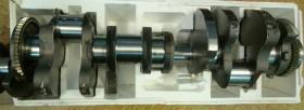 Коленчатый вал, радиатор, компрессор на Камаз 5320