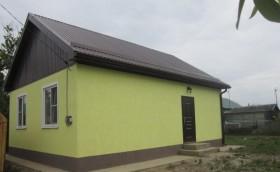 Дом 50 м² на участке 4 сот.