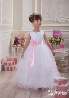 Платье для девочки (модель 5478)