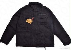 Alpha Industries Combat CW III куртка Осень/Зима