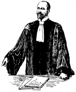 Судебный адвокат, арбитраж