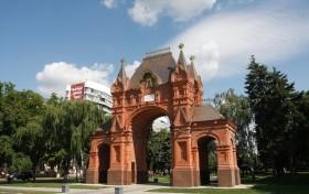 Тур в Краснодар на Ноябрьские праздники 2019