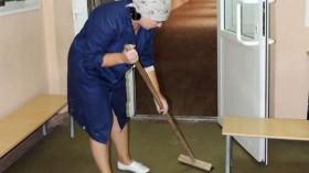 Уборщица внутренних помещений и наружных территорий МКД