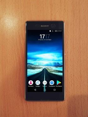 Продаю смартфон Sony Xperia M5 Dual (Gold)