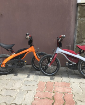Беговел-велосипед BMW kidsbike