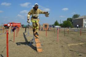 Соревнования по пожарно-спасательному спорту