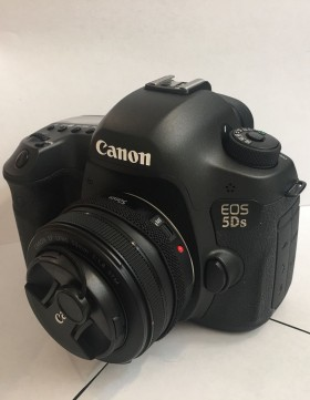 Canon 5DS 2016