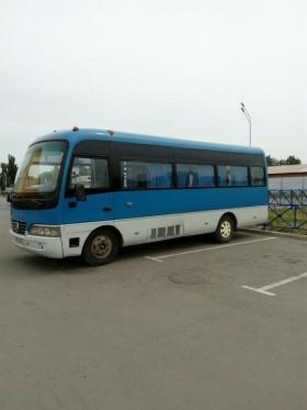 Заказ автобуса.