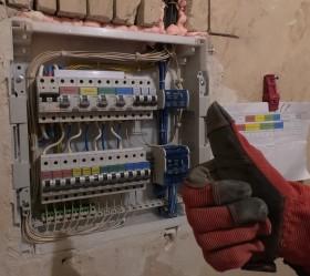 Электромонтаж, электрика, ремонт под ключ