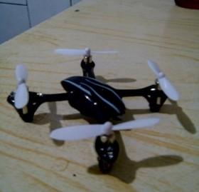 Квадрокоптер Hubsan h107L