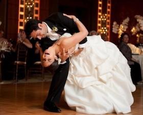Свадебный танец (индивидуальная постановка за 3 - 4 занятия)